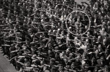 August Landmesser - Le refus