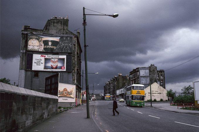 Photo album Depardon Glasgow